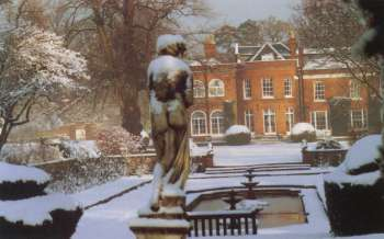 Royal Berkshire Hotel, Ascot, Berks